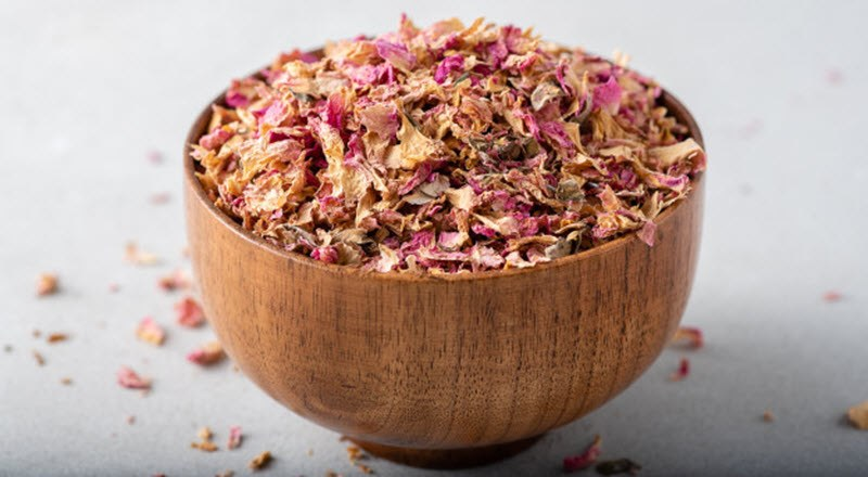 Dried rose petals for sale - Buy Online