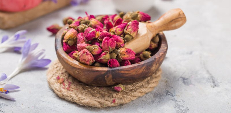 Dried rose petals for sale - Women's Health