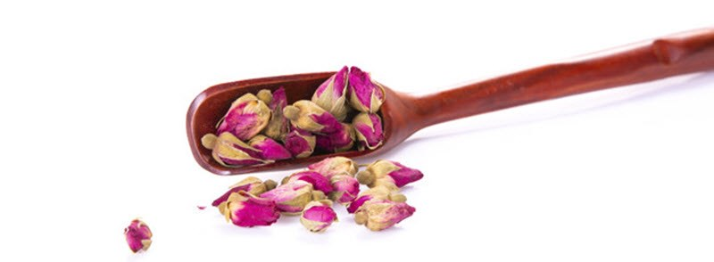 dried rose buds wholesale - Treatment Properties