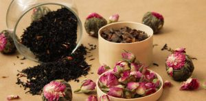 How to make damask rose tea - Rose and Tea